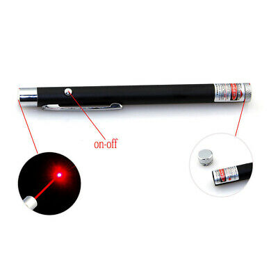 Unique 650nm Visible Red Light Beam Laser Pointer Pen for PPT Presentation Littl