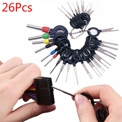 Automotive Pin Extractor Kit Wire Plug Connector  Car Terminal Removal Tool