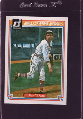 1983 Donruss Hall Of Fame Heroes #29 Dizzy Dean Mint *177688