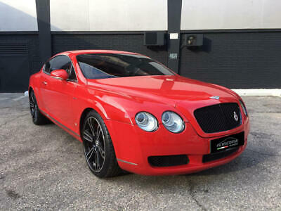 Bentley Continental GT - St James' Red EDITION