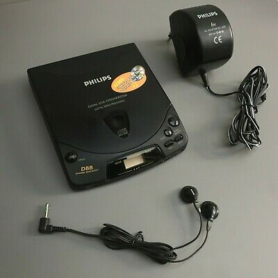 PHILIPS AZ6831 - Portable CD Player (Discman) - vintage