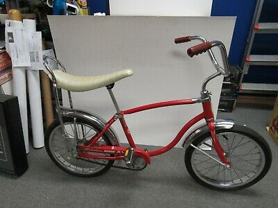 93402805d88 1979 Schwinn Pixie Red Bicycle All Original Beautiful Condition