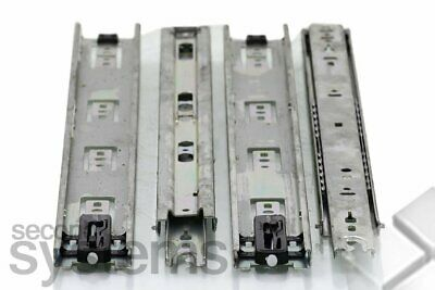 Rack Mount Rack Kit Rack Rails inside and outside Rails 45cm/90cm