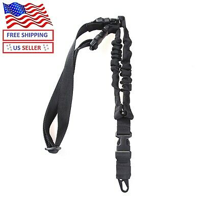 Tactical one point sling (black/tan/green/camo) with ambi receiver plate adapter