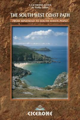 The South West Coast Path (UK long-distance trails series) by Dillon, Paddy