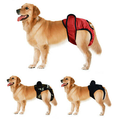 Dog Sanitary Pet Physiological Pants Shorts Underwear Nappy Diaper for Dogs
