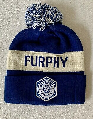 Beanie Winter Snowboarding Furphy Ale Beer Geelong Brand New Sealed Free Postage