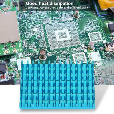 5pcs P40*5*30-Bu Aluminum Cooling Fin Heat Sink Cooler for Circuit Board Chip SY