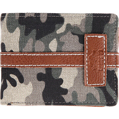 77e3df76715b ROOTS 73 SLIMFOLD Leather Wallet with RFID 2 Colors Men's Wallet NEW ...