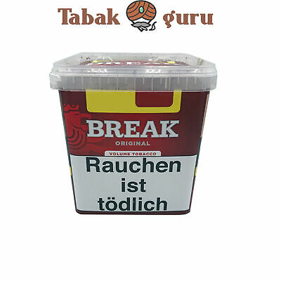 Break Original Volumentabak Giga Box 300 g