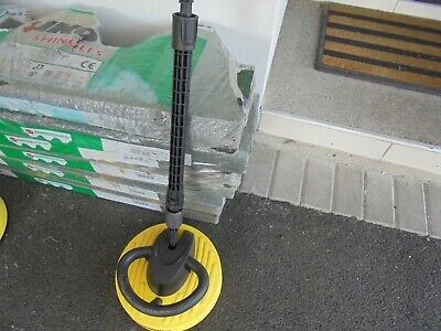 Karcher Patio Cleaning Head With Extension Pole