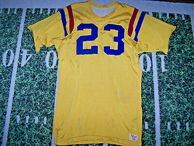 9324f7f296b original circa 1986 TODD BELL CHICAGO BEARS GAME WORN NFL FOOTBALL JERSEY.  $70.99 6 Bids 2d 18h. See Details. VTG Old 1950's Durene Wilson Game Used  Worn ...