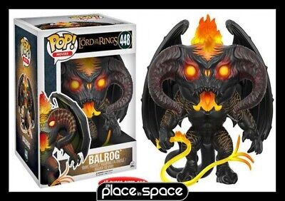 "Lord Of The Rings - Balrog 6"" Funko Pop! Vinyl Figure #448"