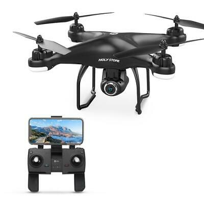 HS120D GPS Drone with FPV 1080p HD Camera Wide Angle