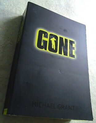 GONE by Michael Grant. Paperback