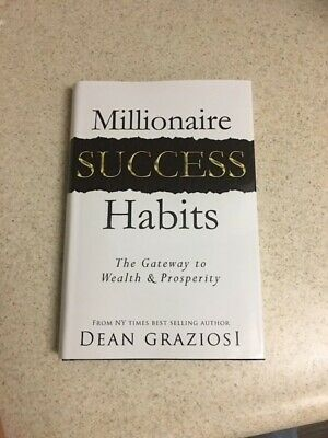 Millionaire Success Habits E book Way To Be Success Genuine e book with MRR✅