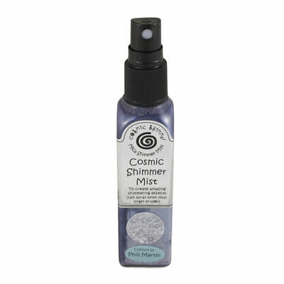 Cosmic Shimmer Mica Mister 50ml Spray Platinum