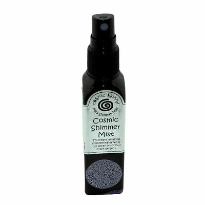 Cosmic Shimmer Mica Mister 50ml Spray Lilac Night