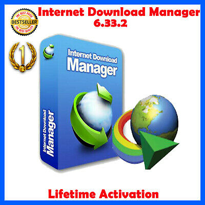 Internet Download Manager 6.33.2 🔥 Newest IDM Lifetime 🔥 Instant Delivery 🔥🔥