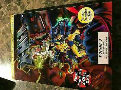 X Men Marvel Comic Book Collection Volume 3 - Dvd Size - Slip Cover Only
