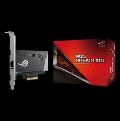 ASUS ROG AREION 10G Superfast 10G speed with backwards compatibility of 5/2.5/1G