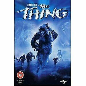 The Thing [DVD] [1982], , Used; Very Good DVD