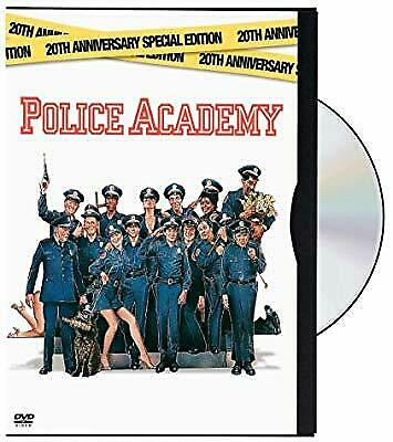 Police Academy (Special Edition) [DVD] [1984], , Used; Very Good DVD