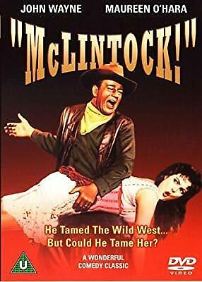 McLintock [DVD] [1964], , Used; Very Good DVD