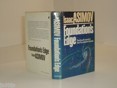 FOUNDATION'S EDGE By ISAAC ASIMOV 1982 First Edition