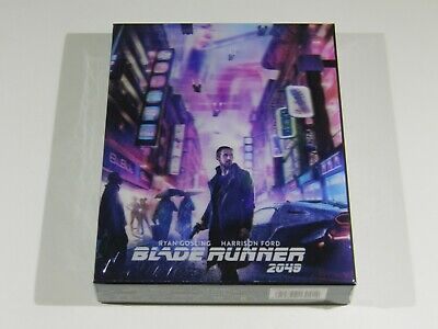 Blade Runner 2049 HDZETA OOS/OOP NO STEELBOOK JUST 4K SLIP COVER