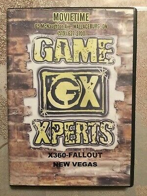 USED Fallout: New Vegas Microsoft XBOX 360 (Disc Only)