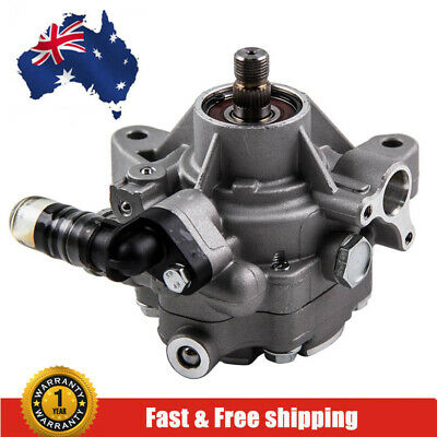 Fit For Honda Accord Euro Power Steering Pump 2.4L 03-05 56110-RAA-A01 Tested AU