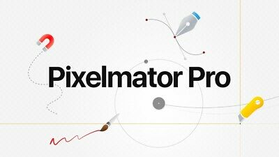 Pixelmator Pro 1.X.X Final 2019 MacOS Instant Digital Delivery Lifetime License