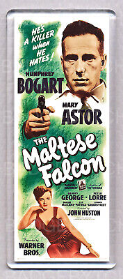 MOVIE POSTER CLASSIC VINTAGE A4 SIZE THE MALTESE FALCON 1941