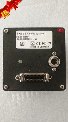 1PC USED BASLER A102K Alpha VIS #A5