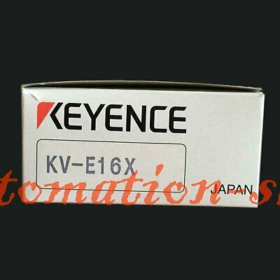 KV-E16X KEYENCE PLC programmable controller (New) with ''User's