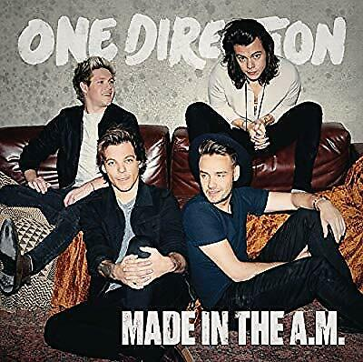 Made In The A.M., One Direction, Used; Good CD