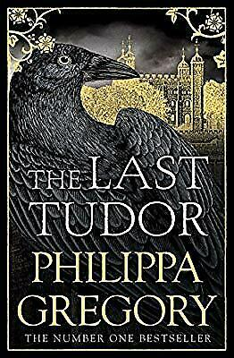 The Last Tudor, Gregory, Philippa, Used; Good Book