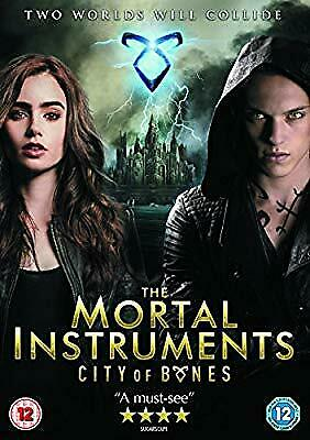 The Mortal Instruments: City of Bones [DVD], , Used; Very Good DVD