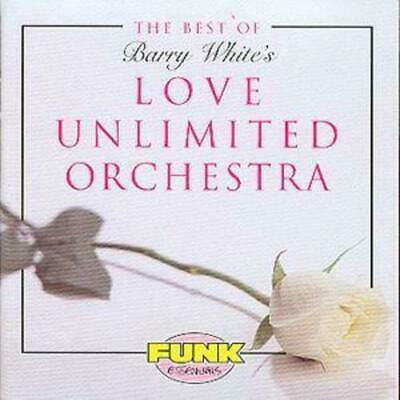 Love Unlimited Orchestra : The Best Of Love Unlimited Orchestra CD (1999)