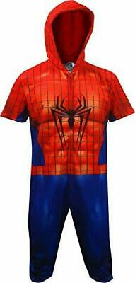 Marvel: Spider-Man Cropped - Union Suit (X-Large)