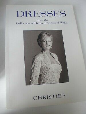 DRESSES from the Collection of Diana Princess of Wales, CHRISTIE'S 1997