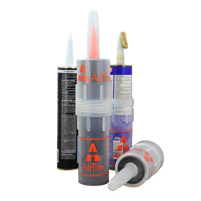 AirTite - Preserves Open Caulking Tubes