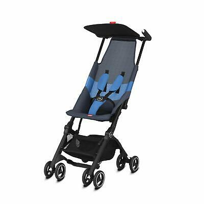 GB Pockit Air All-Terrain Stroller - Night Blue Navy - Brand New! Free Shipping!