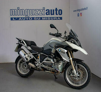 Bmw r 1200 gs esa abs led gomme nuove