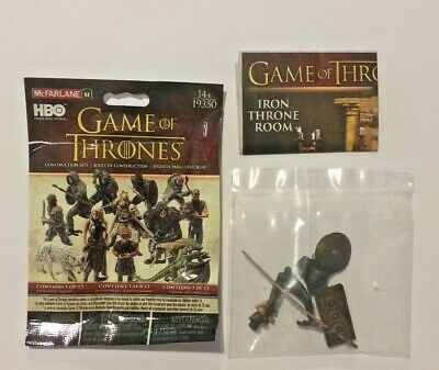 McFarlane Game of Thrones S1 #7 Attacking Unsullied Collectible Figure Blind Bag