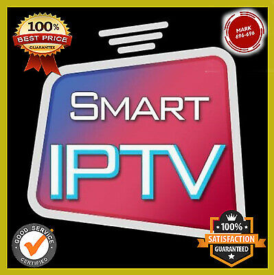 IPTV SUBSCRIPTION Trial +8000Ch HD +2800VOD For SMART ipTV