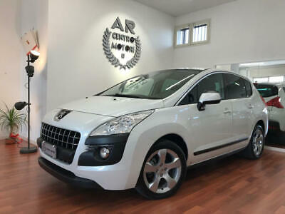 Peugeot 3008 1.6 HDi 110CV Cambio Automatico Outdoor Navy Full