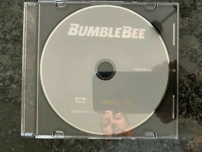 Bumblebee 2019 DVD ONLY with CD Case No Digital SAVE$$$ Combine Shipping