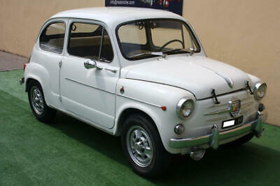 Fiat 600 abarth 850 tc nurburgring